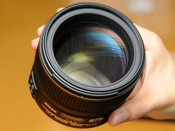 Nikon Releases AF-S 85mm f/1.4G New Portrait Lens - Photography Accessories