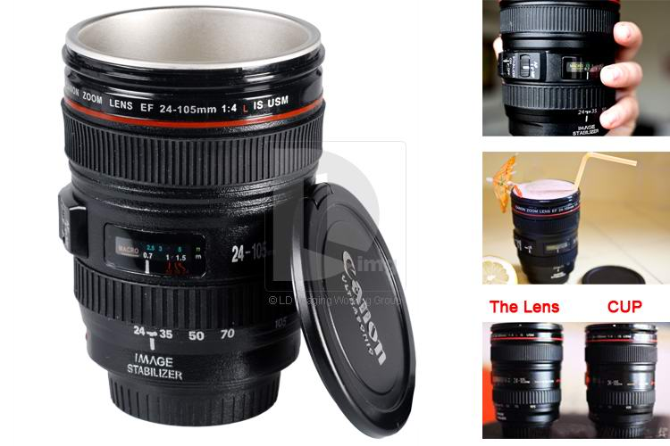 Do You Have This Awesome Lens Coffee Mug Photography Accessories - Nikon coffee cup lens